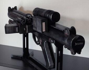 E-11 Blaster replica made of PLA 1:1