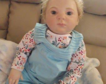Sweet Rachel, reborn baby doll