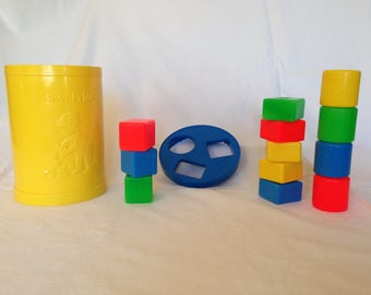 1977 Fisher-Price Shape Sorter