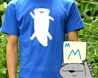 And Axolotl, and yeah axolotl's MM
