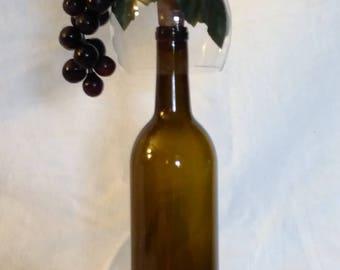 Decorative Wine Glass Art