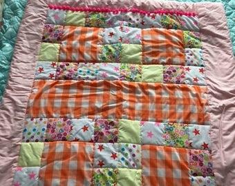 Bespoke Handmade Patchwork Quilt