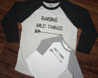 Raising Wild Things // Wild Thing
