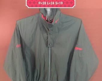Vintage Champion Hoodie Jacket Windbreaker Championproduct USA Sweater Brown Colour Size M Nike Jackets Adidas Windbreaker