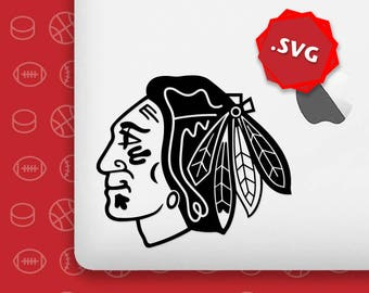 blackhawks svg, blackhawks dxf, chicago svg, chicago dxf, blackhawks cricut, silhouette svg, chicago vector, blackhawks vector