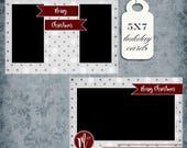 Christmas Card Template /...