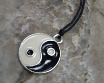 Ying -Yang Necklace