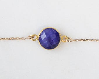 TINA BRACELET - Lapis lazuli
