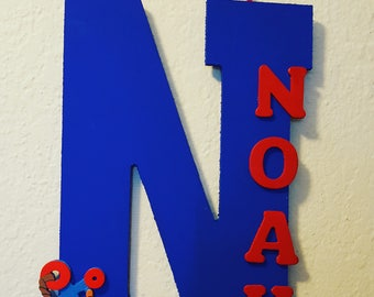 Nursery Wall Hanging Letters
