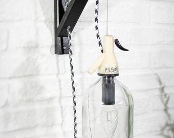 Siphon - Rooster - lamp