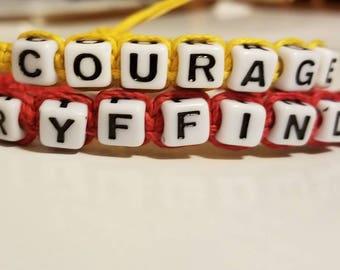 Gryffindor Harry Potter Bracelet