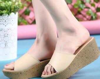 Fashion women /ladies latest High summer scandals/ slippers