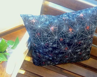 Your Life is a Web of Lies  (A cushion to accentuate your nightmares & dreamscapes).