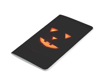 Jack-o-Lantern Pocket Journal