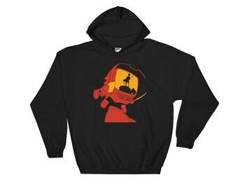 Flcl hoodie