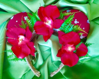 Moana Polynesian Inspired Mickey Ears Headband