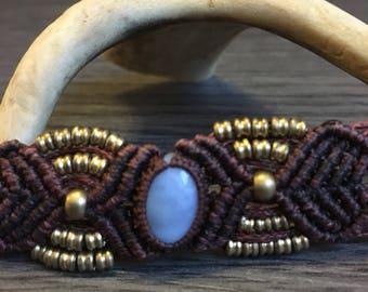 Cute moonstone bracelet