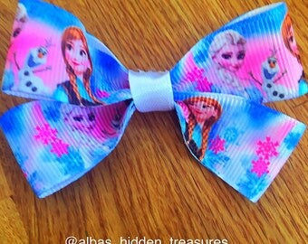 Disney Ribbon Bows