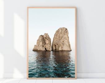 Ocean Poster, Ocean Printable, Ocean Digital Print, Ocean Wall Art, Ocean Print, Ocean Art, Coastal Print, Coastal Poster. Ocean Photo