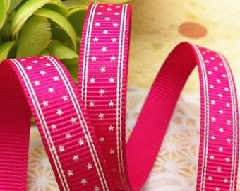 Fancy Ribbon grosgrain Ribbon 10 mm