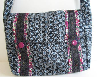 clutch purse Japanese pattern