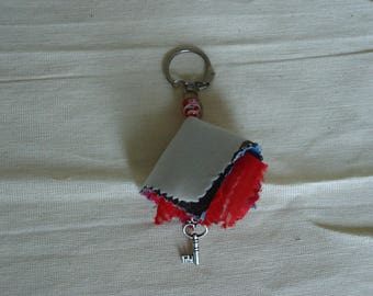 """key chain collection """"shopping"""" matching bags"""