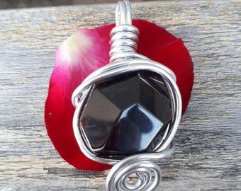 pyrope Garnet pendant