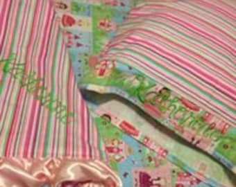Princess Nap Mat Set