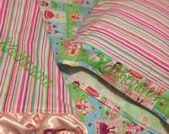 Princess Nap Mat Set
