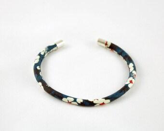 Liberty Mitsi blue Bangle Bracelet