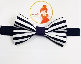Bow tie Navy Blue