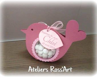 Bird dagee original pink box
