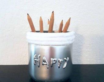 """""""HAPPY"""" pot"""