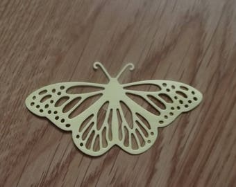 5 cuts butterflies for your scrapbooking creations.