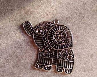 Pendant 5 cm elephant charm