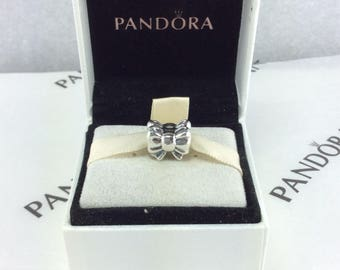 Pandora Retired Perfect Gift Bow Charm #791204