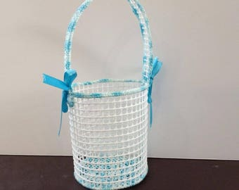 BASKET ROUND FOR HOME
