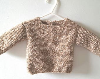 Nice very soft and warm Wool Sweater