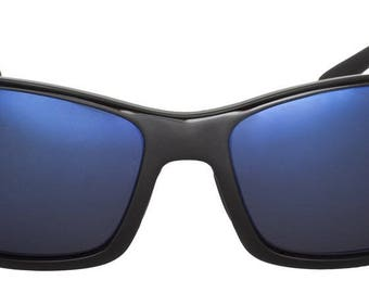 NEW Pablo Polarized Sunglasses Blue Mirror Scratch Resistant - 100% UV Protection - Made in Italy - Seatek - Free Ship to US