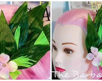 The Barbara - Tiki Hair Clip