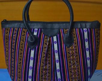 Women's Vintage Cotton Handbag