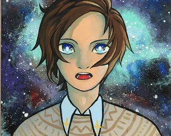 Sapphire Galaxy