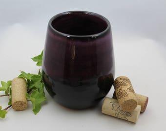 Ceramic Wine Cup 13oz