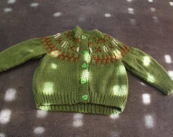 green vest 3 months