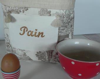 Basket & bread basket