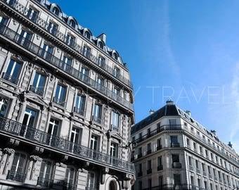 Paris Buildings, Paris, France, Architecture, Parisian, Instant Digital Download