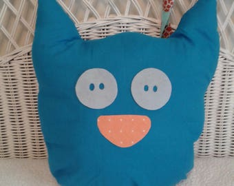 cushion decorative cat