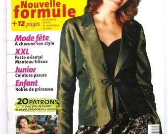 HAND made # 275 - December 2004 - with patterns magazine