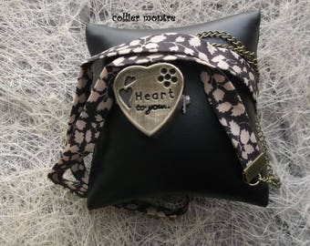 Bela - necklace watch original bundle