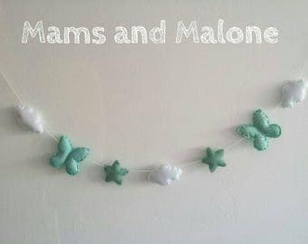 Wall decorative Garland for babies or children's room
